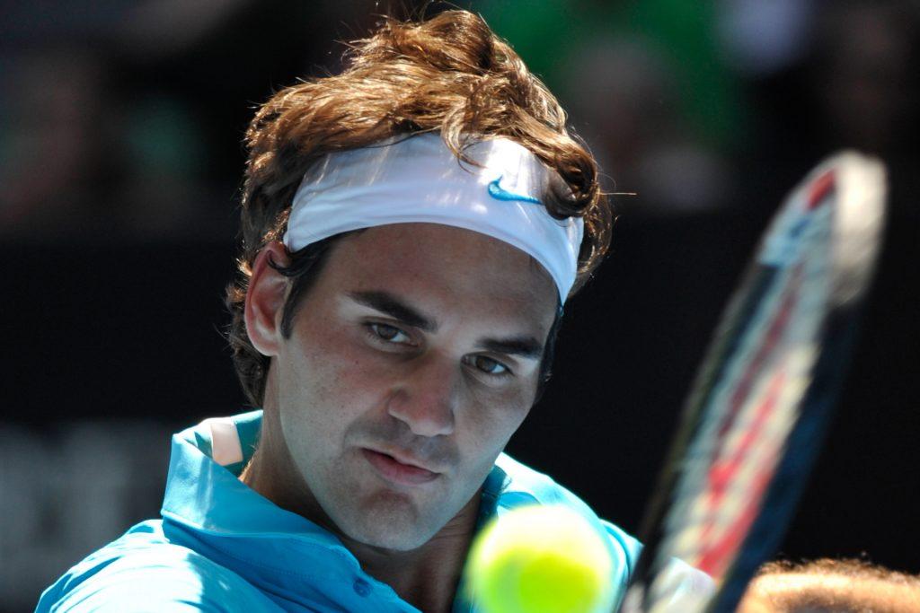 Tennislegende Roger Federer Bron: Wikipedia