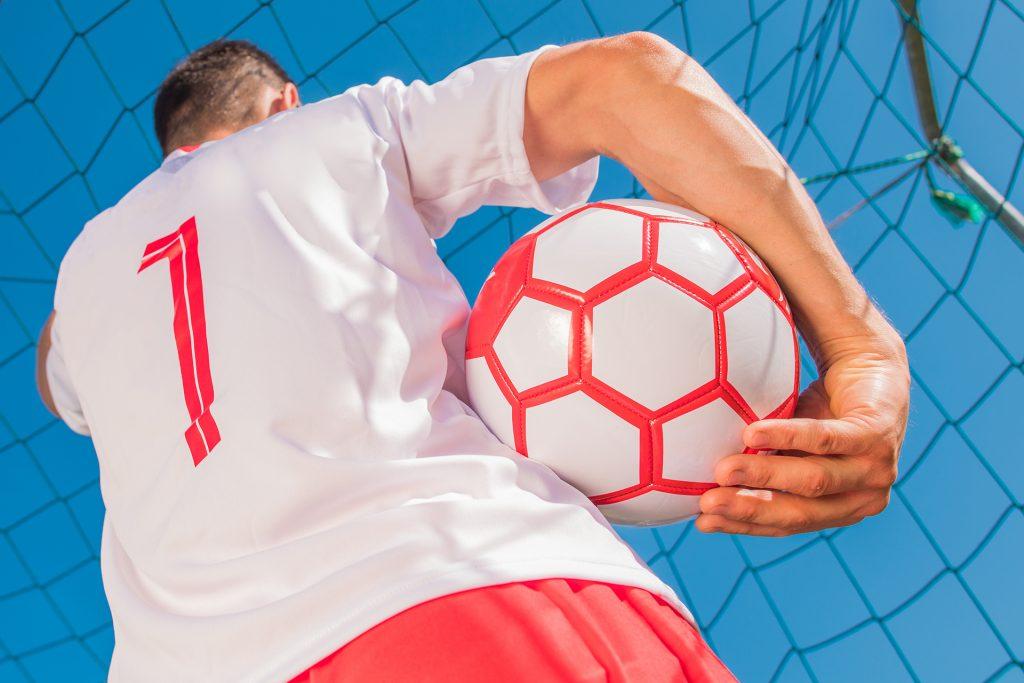Voetbalwedden is populair