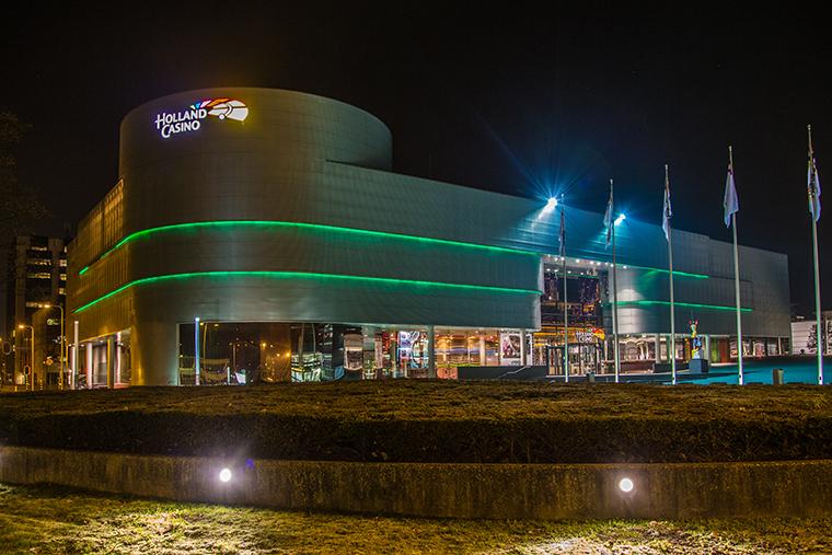 Holland Casino Utrecht bij de Jaarbeurs