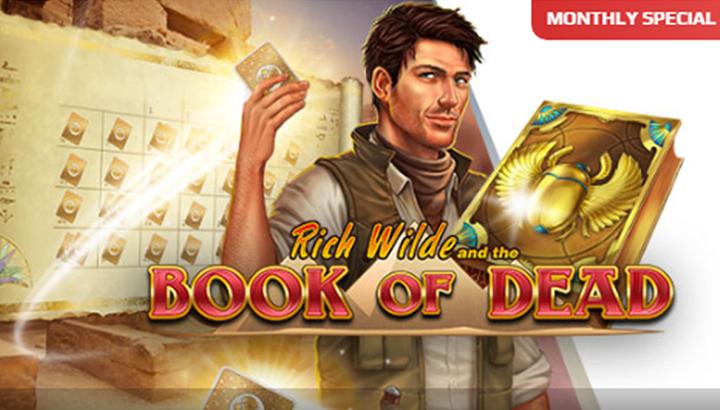 Aanbieding Book of Dead