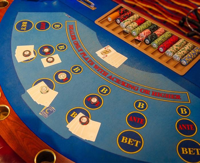 Geschiedenis van Caribbean Stud Poker