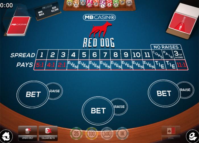 Red Dog spelen