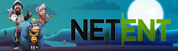 Slots van Netent