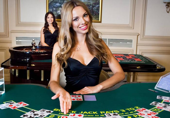 Spelverloop Blackjack