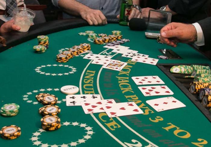 Winnend blackjack spelen