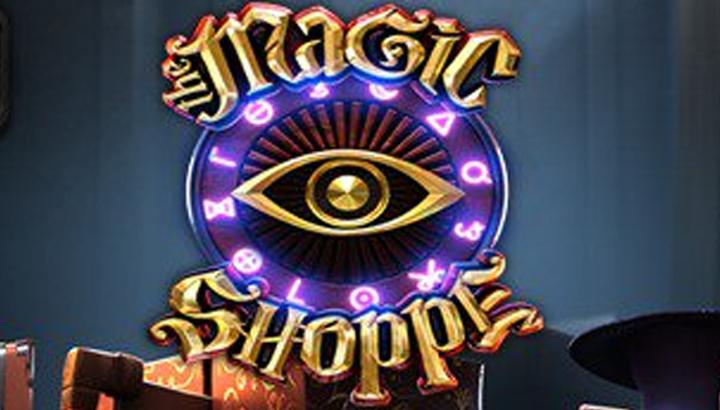 Aanbieding OmniSlots Magic Shoppe