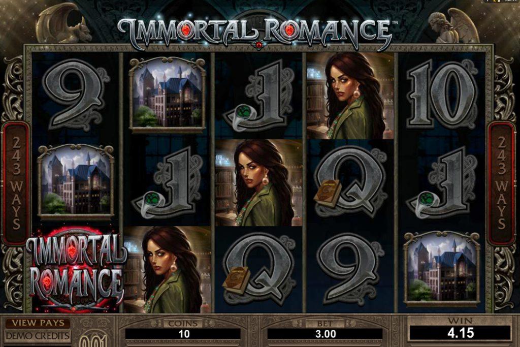 Immortal Romance Feature