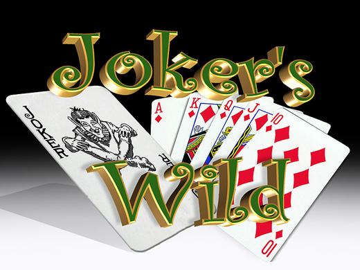 Joker Wild logo