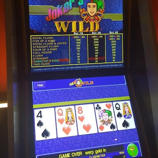 Winnen met Video Poker