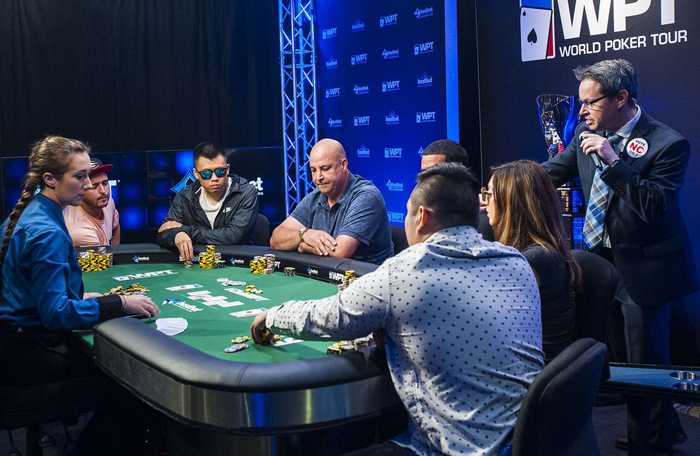 World Poker Tour in Amsterdam