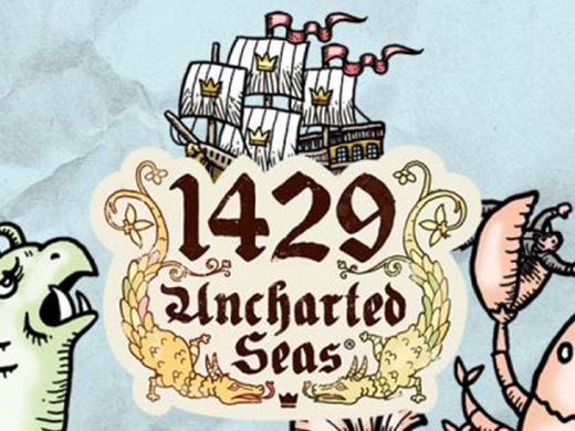 1429 uncharted seas image