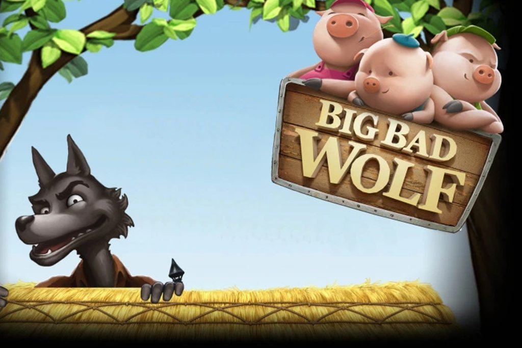 Big Bad Wolf 97.35% RTP