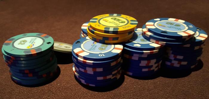 Cashgame fisches van Holland Casino
