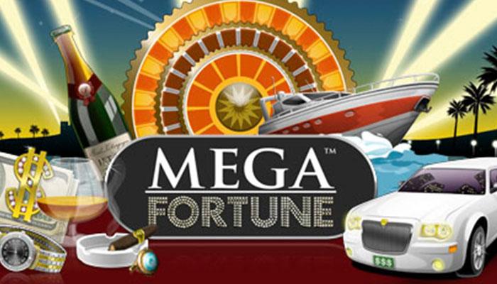 Grootste jackpot bij Mega Fortune