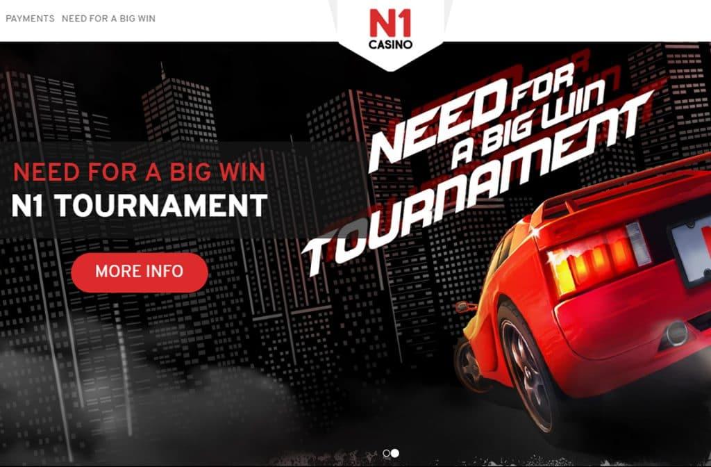 N1 Casinotoernooien
