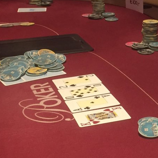 Mike mcdonald poker