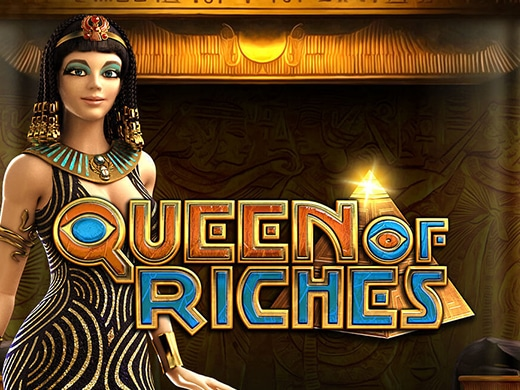 Queen of Riches logo image