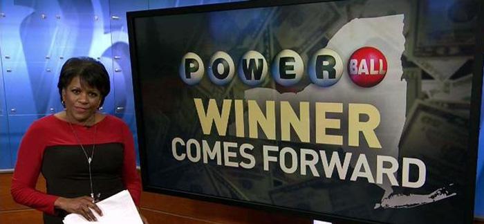 Winnaar Powerball meldt zich