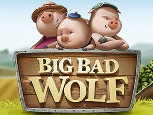 big bad wolf logo