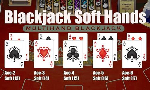 blackjack soft 17