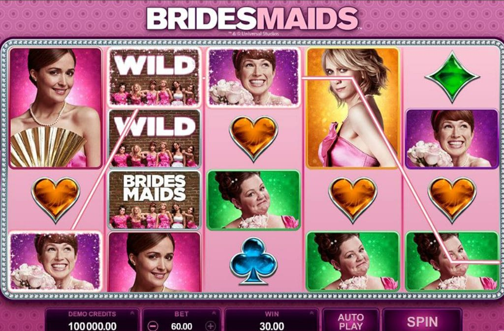 Bridesmaids gameplay