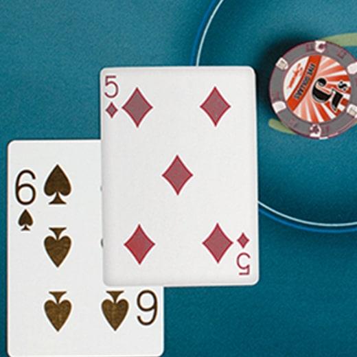 Dubbel bij Blackjack