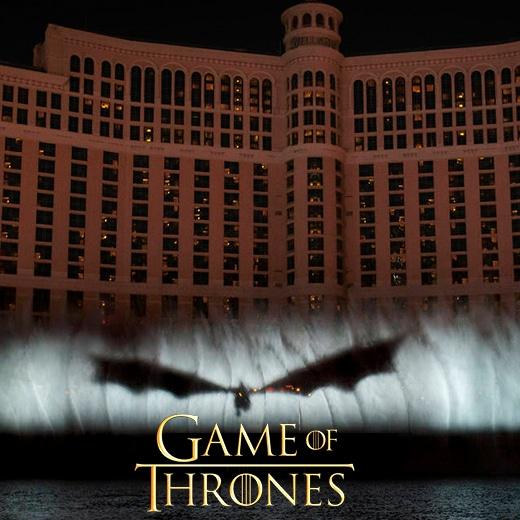 Game of Thrones Bellagio