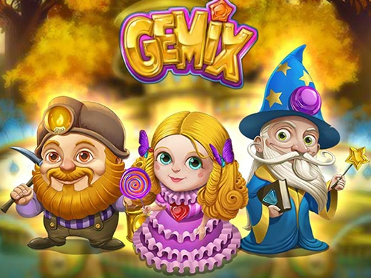 Gemix videoslot