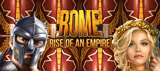 Gladiatoren en Romeinse schoonheden in Rome Rise of an Empire