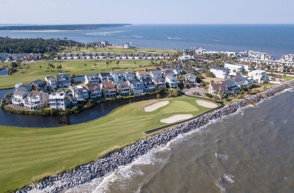 """Golfbaan aan zee wordt """"links course"""" genoemd"""