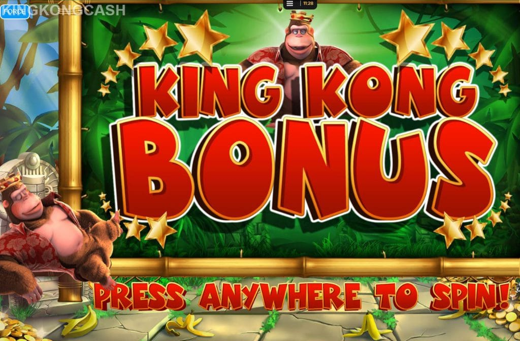 King Kong Bonus