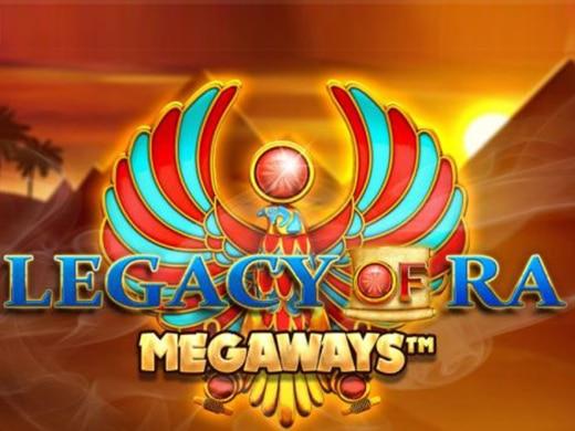 Legacy of Ra Logo