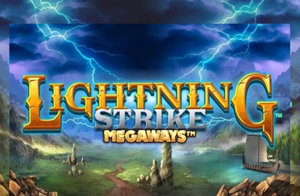Lightning Strike Megaways van Blueprint Gaming