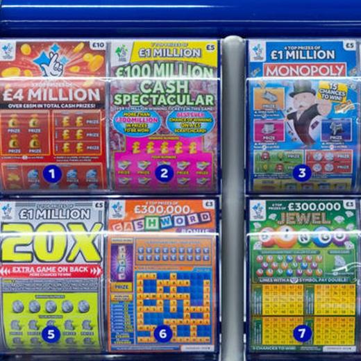 Loterij 4 miljoen