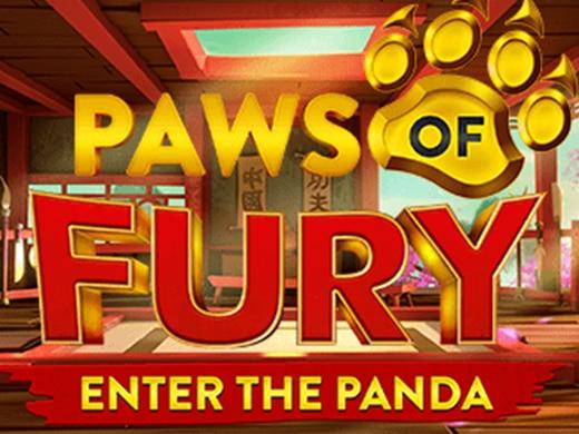 Paws of Fury logo