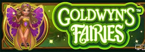 Probeer de leuke gokkast Goldwyn's Fairies een keer