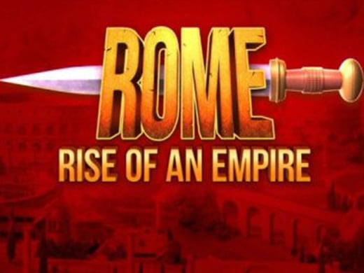 Rome rise of an Empire logo