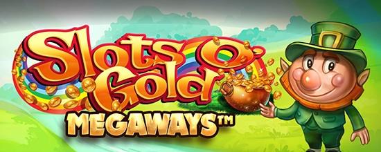 Slots O Gold Megaways van Blueprint Gaming
