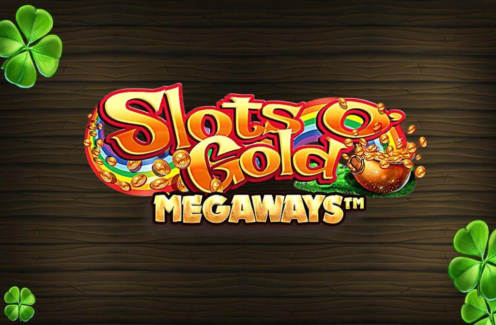 Slots O Gold van Blueprint Gaming