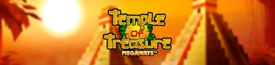 Temple of Treasure Megaways van Blueprint Gaming