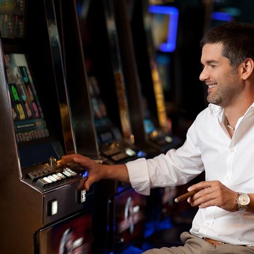 Vijf gekste casino slots