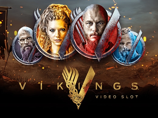 Vikings Video Slot image1