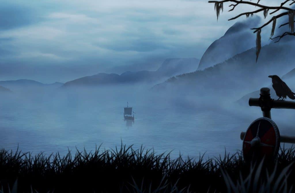 Vikings landschap