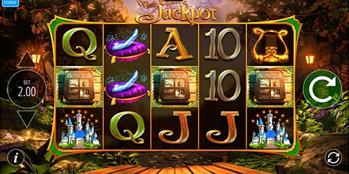 Wish upon a Jackpot Gameplay
