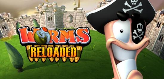 Worms Reloaded heeft grappige karakters