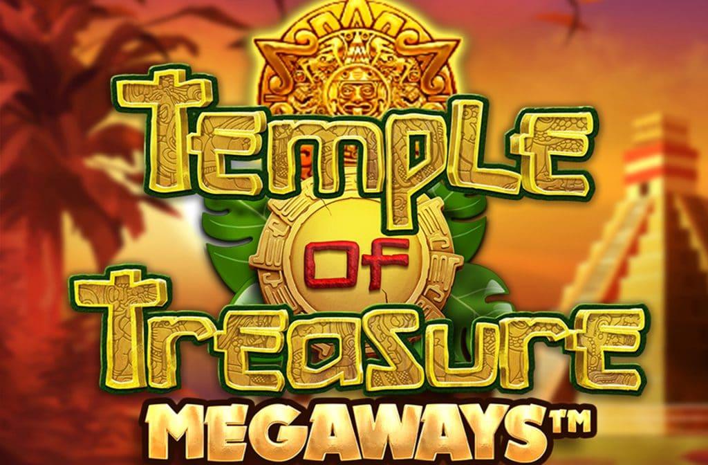 Zoek de schatten in Temple of Treasure Megaways