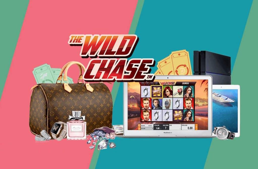 Alleen maar luxe in The Wild Chase