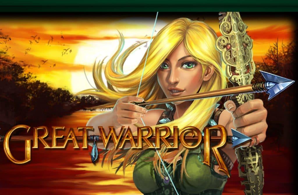 Great Warrior van Bally Wulff is een kleurrijk slot