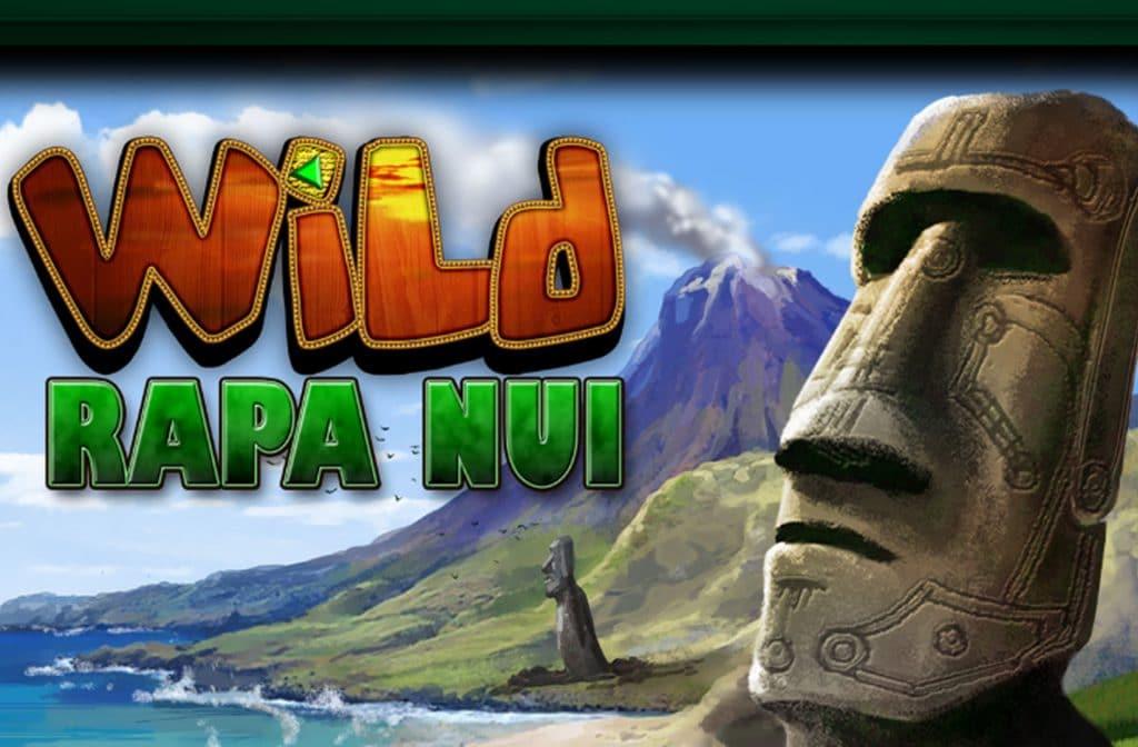 Het slot Wild Rapa Nui van Bally Wulff heeft een RTP van 96.14%