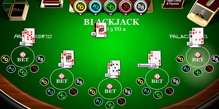 Bij online Blackjack zijn side bets populair